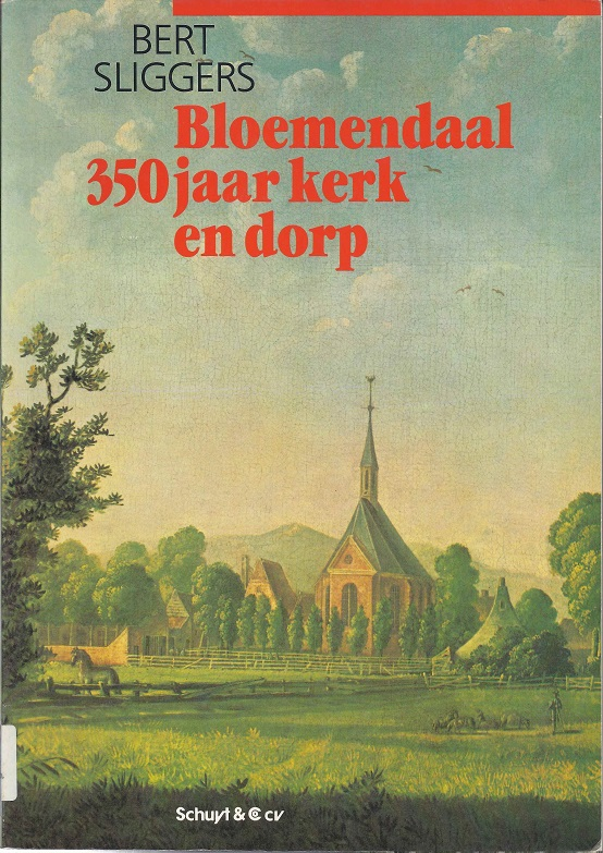 Bloemendaal, 350 jaar kerk en dorp