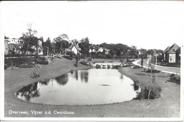 Céaralaan, Nagtegaal-plantsoen, 1952