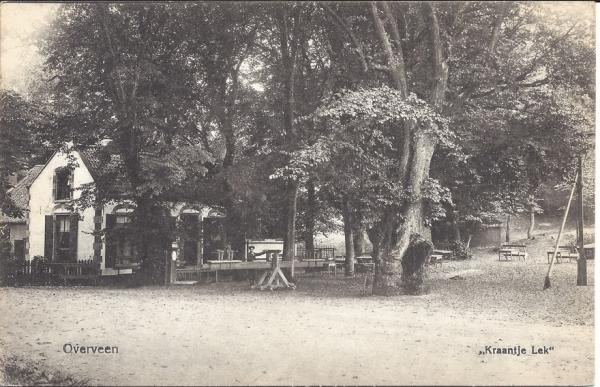 Duinlustweg, Kraantje Lek (1)