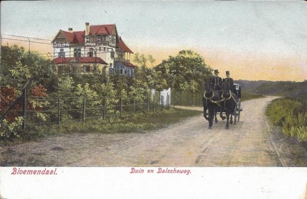 Hooge Duin en Daalscheweg, 1906 (1)