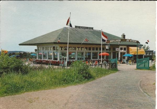 Hooge Duin en Daalscheweg, 't Kopje, de Uitkijk, 1968