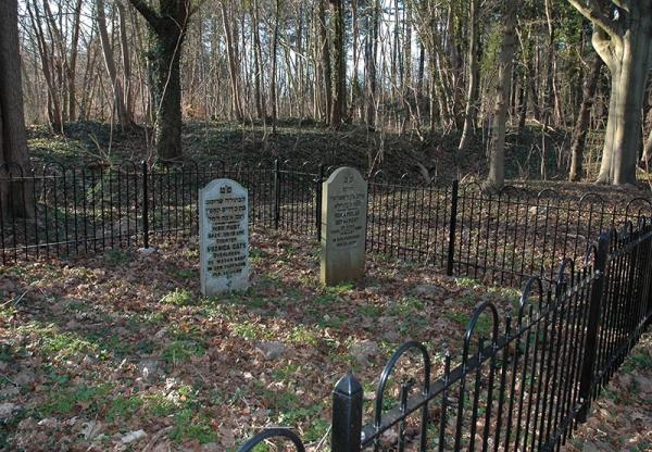 Brederodelaan Joodse begraafplaats