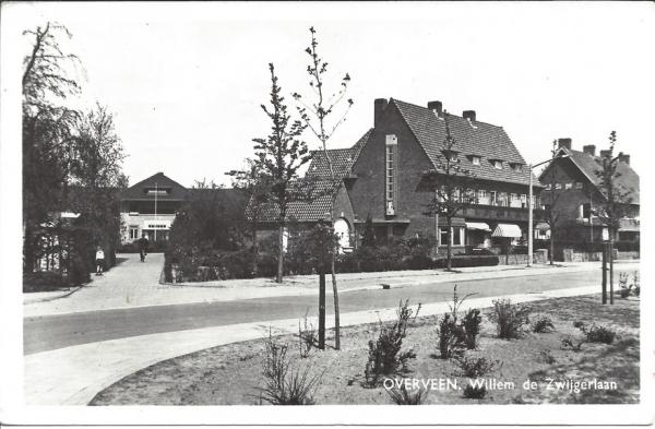 Willem de Zwijgerlaan, 1954