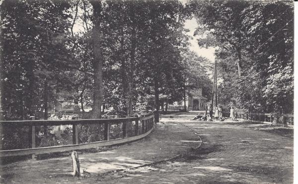 Lage Duin en Daalscheweg, Hotel Duin en Daal, 19..