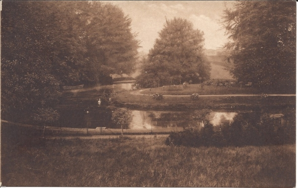 Bloemendaalscheweg, Bloemenheuvel, Uitzicht (1)