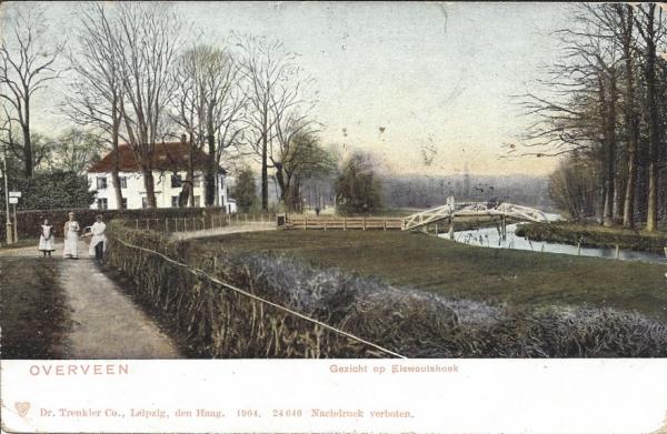 Duinlustweg, Elswoutshoek, 1906