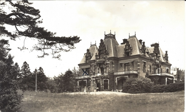 Ter Hoffsteedeweg, Villa Lindenheuvel, 1952