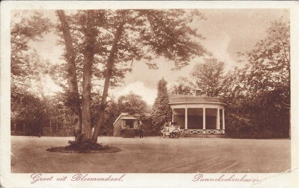 Mollaan, Pannekoekenhuisje, 1929