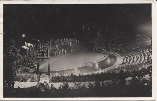 Hooge Duin en Daalscheweg, Openluchttheater, 1955
