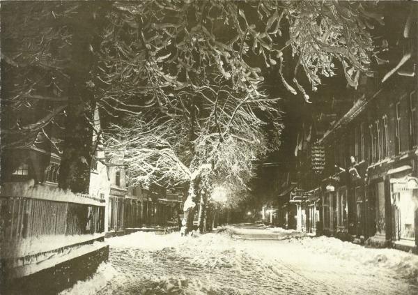 Bloemendaalscheweg, Hoek Zomerzorgerlaan, 1917