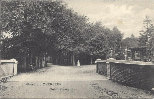 Duinlustweg, 1917