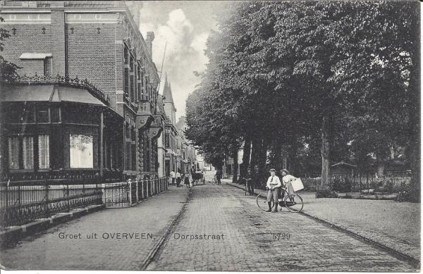 Zijlweg, 1913