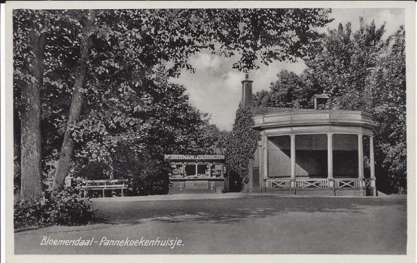 Mollaan, Pannekoekenhuisje, 1944