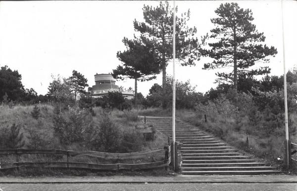 Hooge Duin en Daalscheweg, 't Kopje met Uitkijktoren (3)