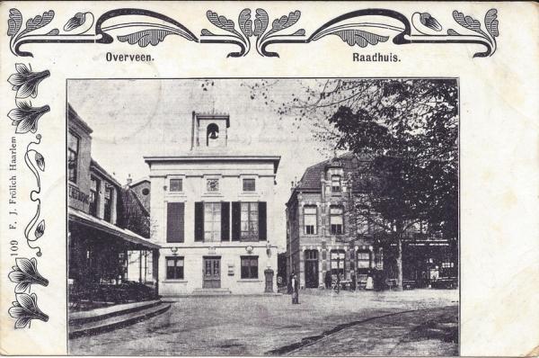 Bloemendaalscheweg, hoek Zijlweg, 1902 (3)