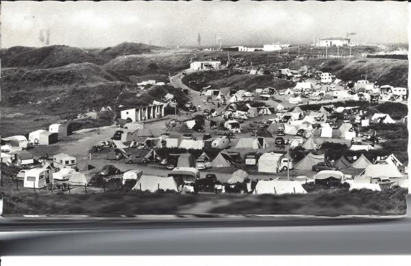 Zeeweg, Bloemendaal aan Zee, 1952