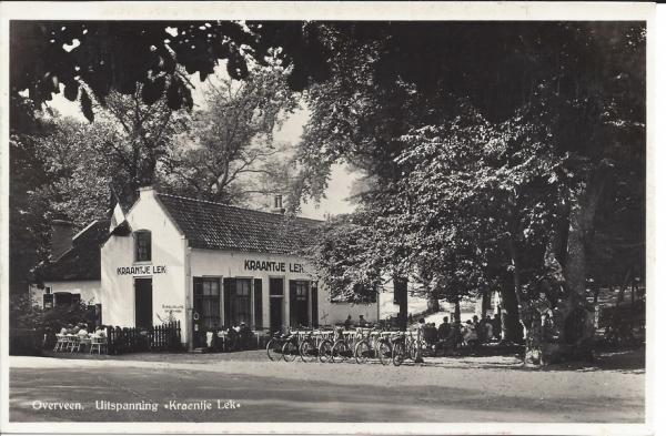Duinlustweg, Kraantje Lek, 1932