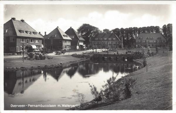 Pernambucolaan, 1939
