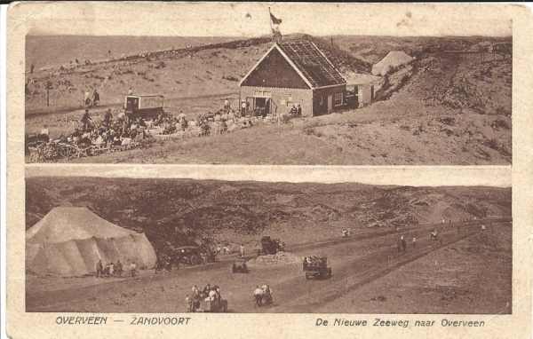 Zeeweg, 1923