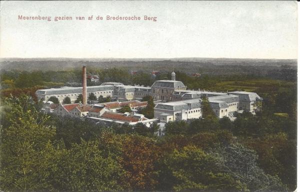 Brederodelaan, Meerenberg 1909