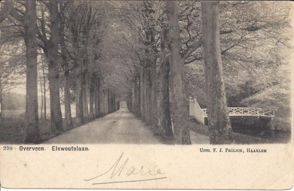 Elswoutslaan, 1903 (2)