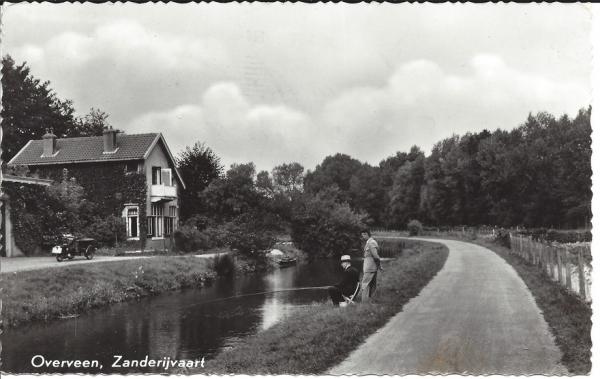 Duinlust, Zanderij, 1959