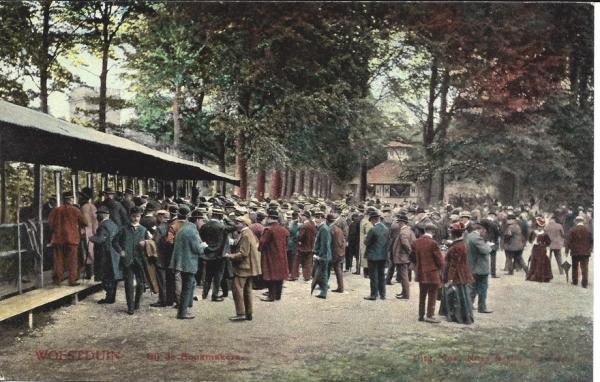 Woestduin, Renbaan Woestduin, 1913 (4)