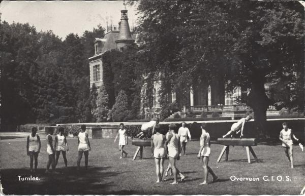 Duinlustweg, Huize Duinlust, C.I.O.S., 1960