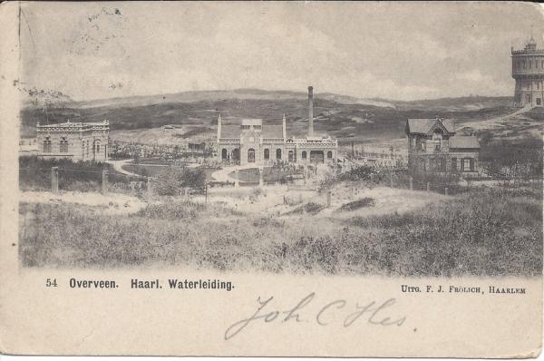 Tetterodeweg, Complex PWN, 1903