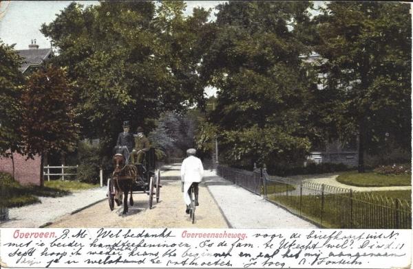 Zijlweg, 1905