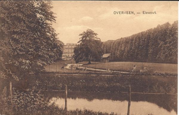 Elswoutslaan, Elswout, 1927