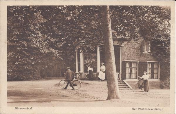 Mollaan, Pannekoekenhuisje, 1920
