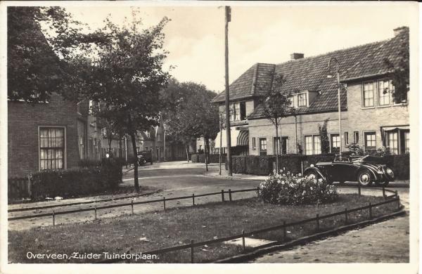 Zuider Tuindorplaan, Ramplaan, 1941