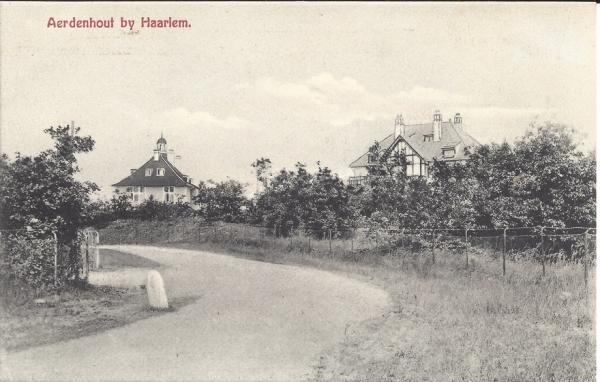 Bentveldsduinweg, Villa De Hoeve (1)
