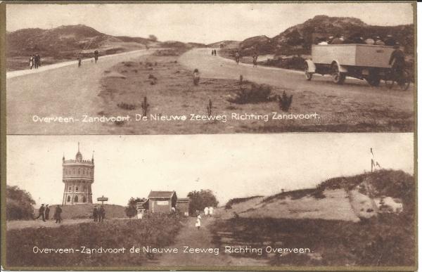 Zeeweg, 1924