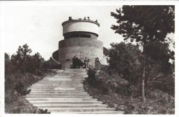 Hooge Duin en Daalscheweg, 't Kopje met Uitkijktoren (4)