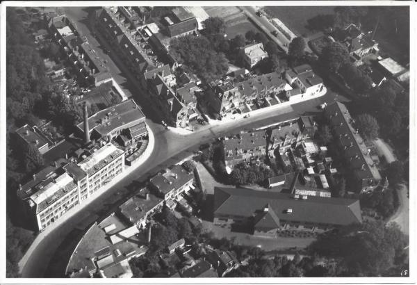 Korte Kleverlaan, 1938