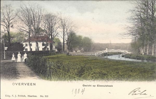 Duinlustweg, Elswoutshoek, 1904