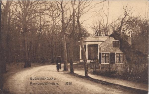 Mollaan, Pannekoekenhuisje, 1911 (1)
