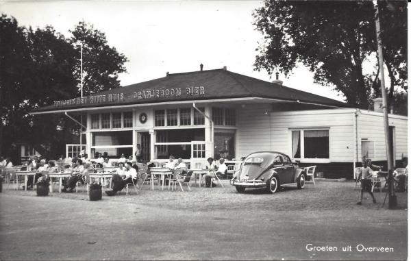 Zeeweg, 1957