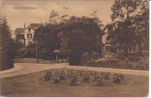 Parkweg, Villa Duinhoeve (1)