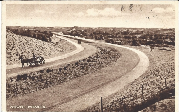 Zeeweg, 1931