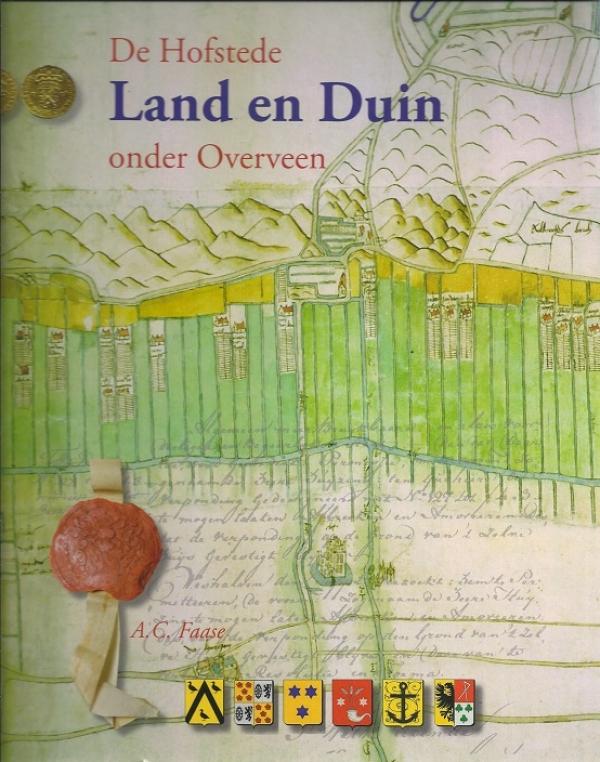 De Hofstede Land en Duin onder Overveen