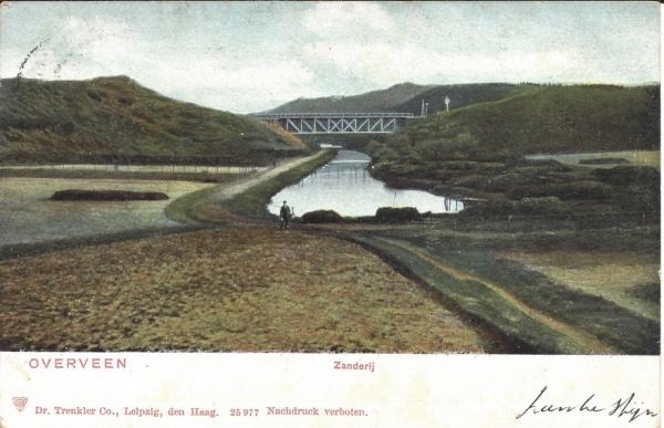 Duinlust, Zanderij, 1904