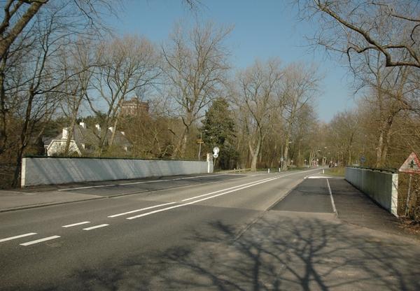 Brouwerskolkweg bij 5 prins Bernhardbrug