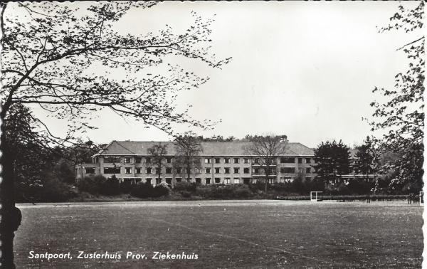 Brederodelaan, Meerenberg, Zusterhuis (1)