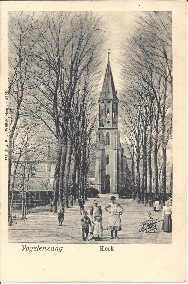 Kerkstraat, 1906