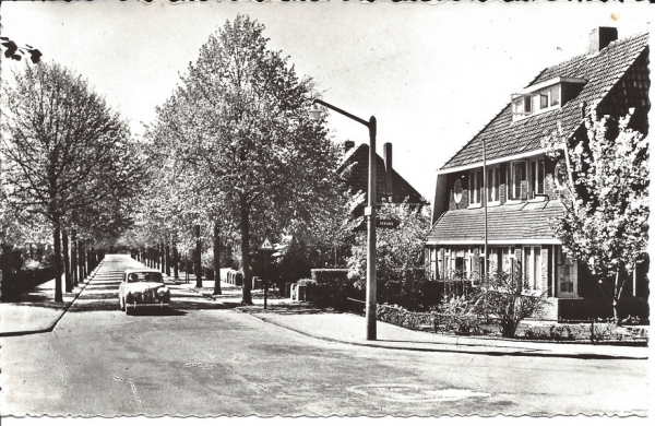 Vogelenzangscheweg, Kerkweg