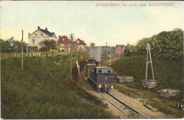 Tetterodeweg, Station, 1911 (1)