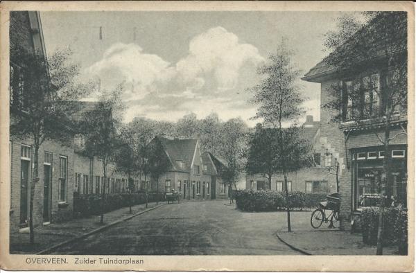 Zuider Tuindorplaan, 1947